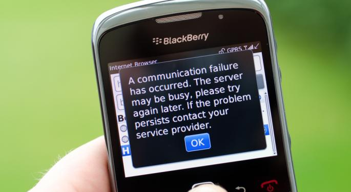 Research in Motion Up Again Ahead of BB10 on Jefferies Upgrade