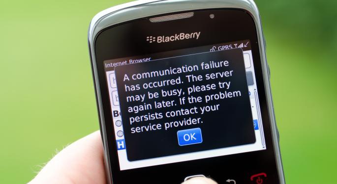 T-Mobile's iPhone Ad Angers BlackBerry Chief