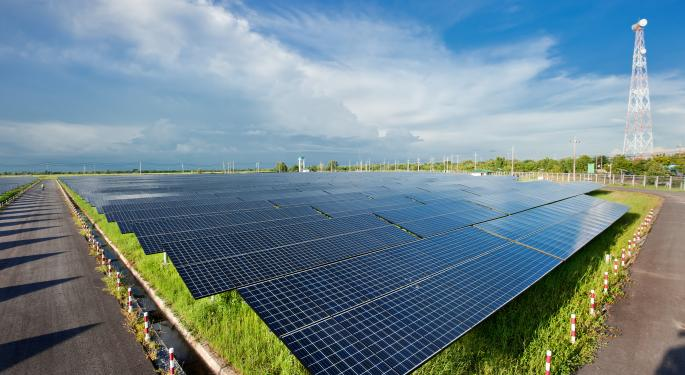 Would You Invest in a Solar Power Utility?