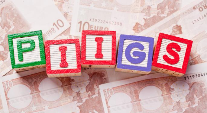 Another PIIGS ETF Debuts PGAL