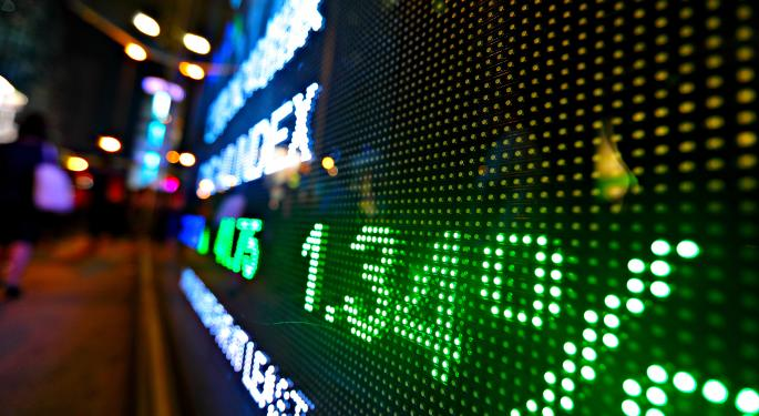 Mid-Morning Market Update: Markets Mixed; Coach Profit Misses Street View