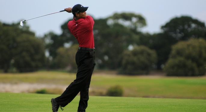 Tiger Woods' Absence Could Cost Golf $15 Billion