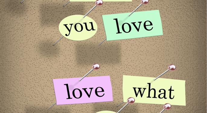 How to Find a Career You Love that Pays Well Too