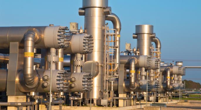 Bill Barrett Boosts Natural Gas ETF