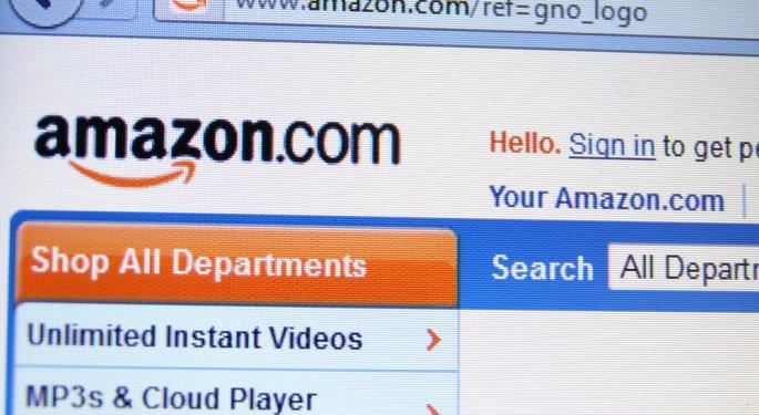 Amazon Hit After JPMorgan Says Profit Declining