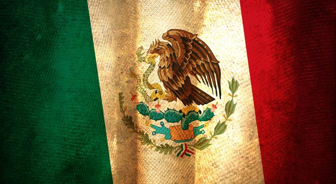 Profit From Mexican Corporates With This ETF