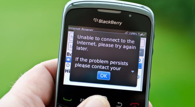 Rumored BlackBerry Acquisition Unlikely to Ever Happen