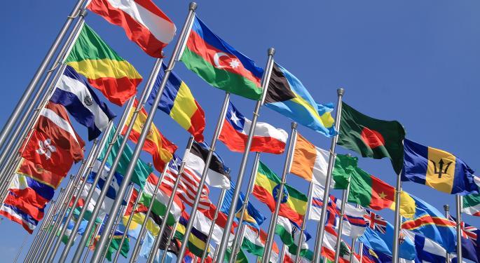 International ETFs Showing Strength NGE, EPHE, THD, SPY