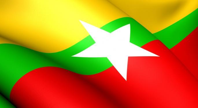 Presidential Visit Puts Myanmar Investment Theme in Spotlight