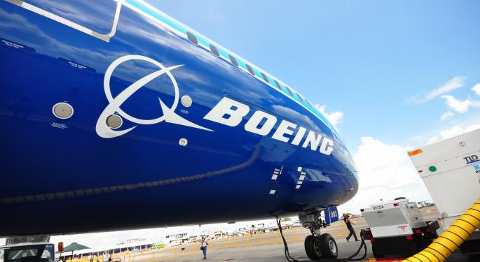 Boeing's Commercial Sales Soar, But Defense Side Is Fading