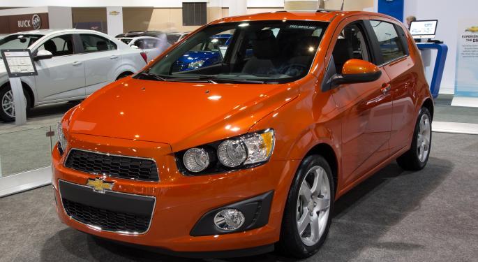 Facebook and General Motors – Together Again