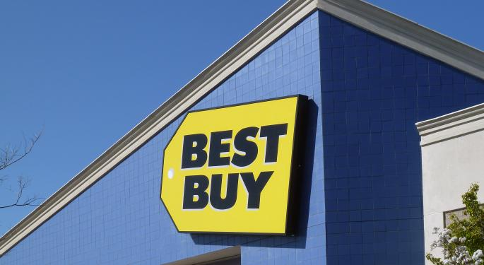 Samsung's U.S. Boutiques Invade Apple Territory, But Could Save Best Buy