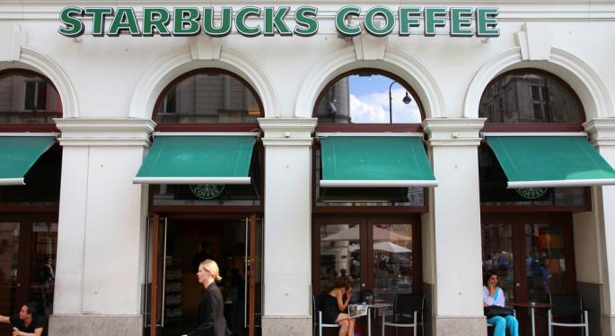 Starbucks – It's Not Just for Coffee Drinkers Anymore SBUX