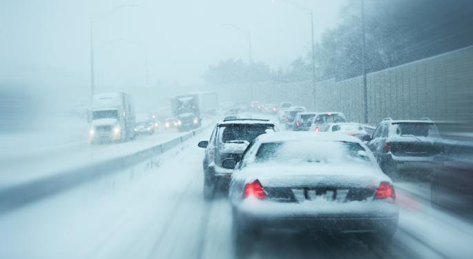 Winter Storm Could Cripple Holiday Travel