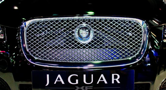 Tata Motors Reports Quarterly Jump, Boosted by Jaguar Land Rover Division