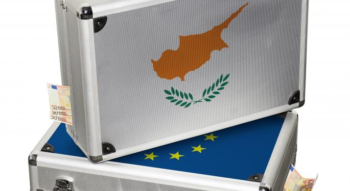 Cyprus: It's All About Trade and Politics