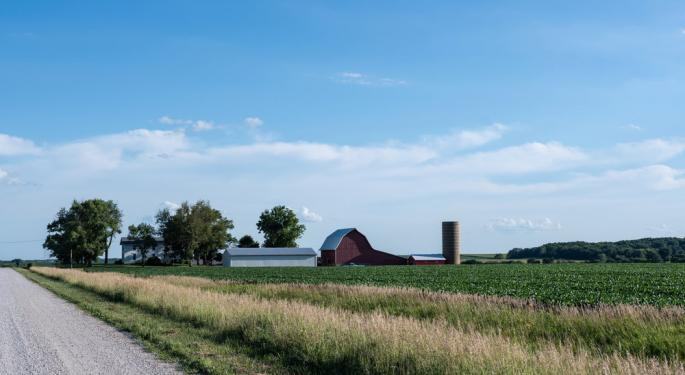 Ohio Crops Doing Well Despite Bad Weather: Freight Volume May Pick Up Soon