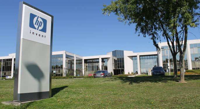 Hewlett Packard Enterprise's Q2 Strength Brings A Few Things Into Focus