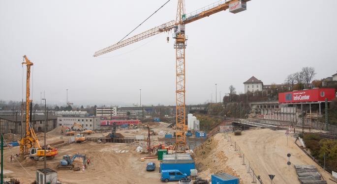 Goldman Sachs Downgrades Trio Of Construction Product Stocks