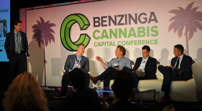 Cannabis Execs Tackle Branding, Pot Stock Valuations: 'Dispensaries Are The Brand'