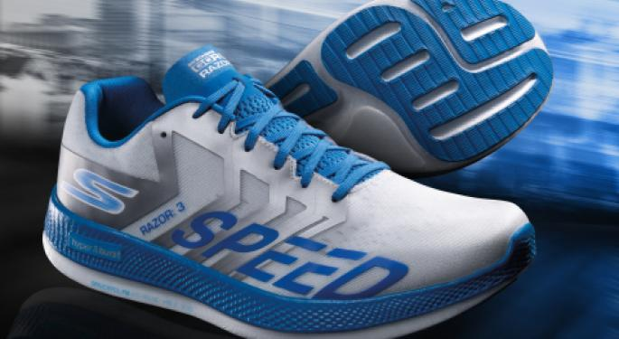 Why Did Skechers USA Stock Get An Upgrade?