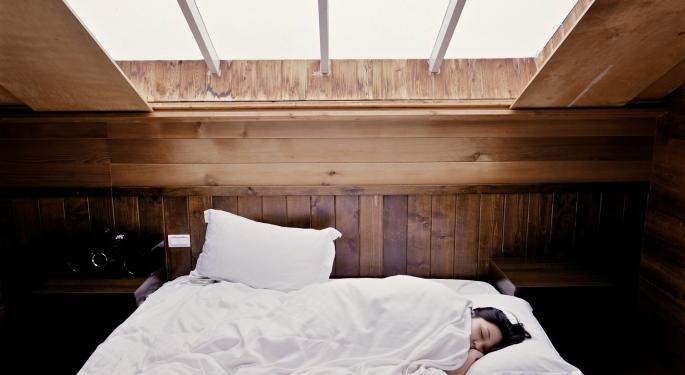 Why Casper Sleep's Stock Is Surging Higher Today