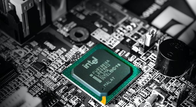 Intel hará chips para coches en sus instalaciones de Irlanda