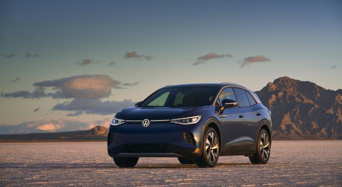 Volkswagen aún no puede igualar a Tesla en entregas