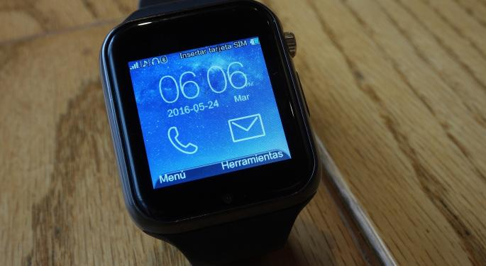 Smartwatch Sales Rising Heading Into The Holidays