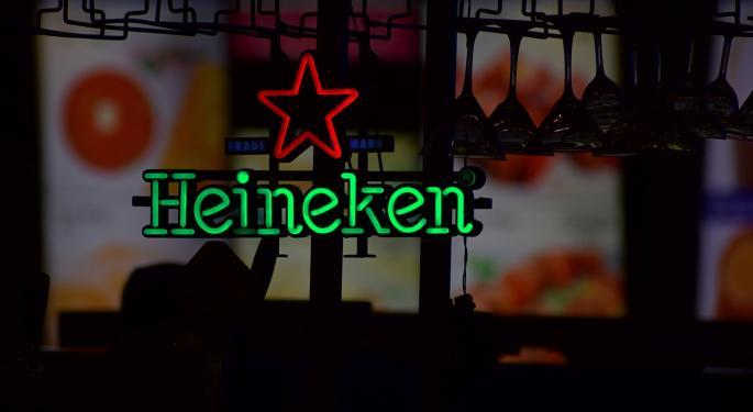 Heineken CEO Talks Beer Trends And More