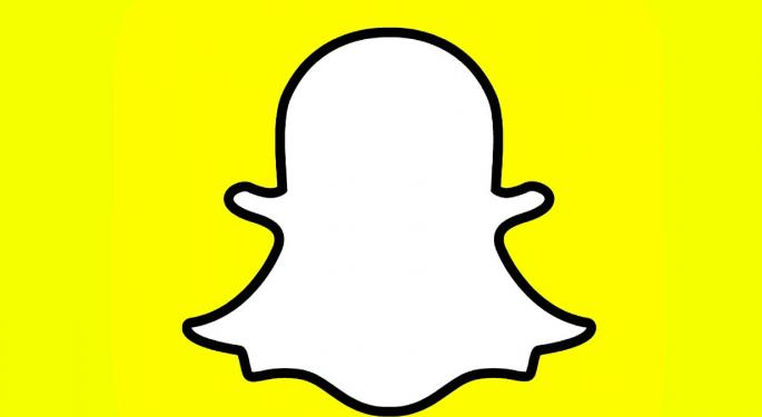 Aegis Initiates Coverage On SNAP, Sees Facebook Competition As Biggest Worry