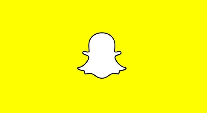 Why Snap's Stock Is Trading Higher Today