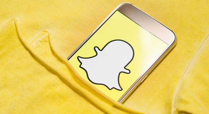 Snap Trades Lower After Q4 Sales Miss