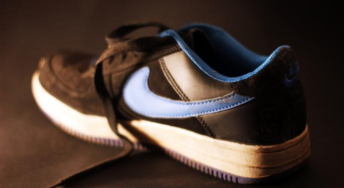 Nike And BlackBerry Highlight Another Quiet Earnings Week