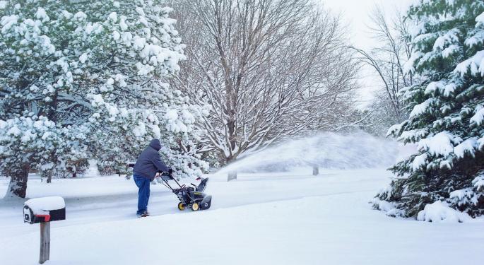 Toro Recalls Snow Blower, Citing Potential Amputation Hazard