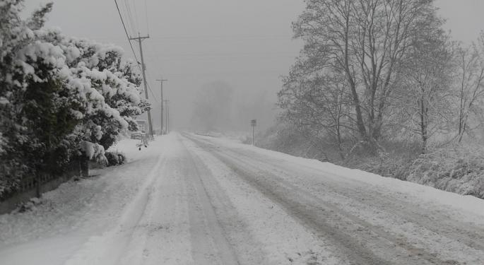Snow, Rain, Wind To Slam Pacific Northwest For Several Days
