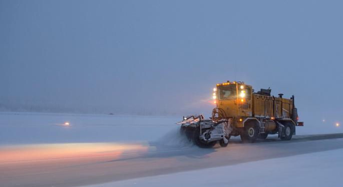 High Impact Snowstorm To Slam Rockies Tonight, Thursday
