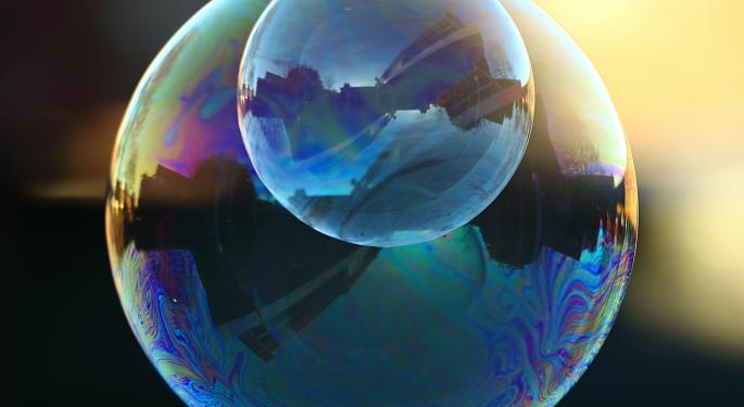 Seth Merrin Talks Dark Pools, President Trump And Warns Of A Fintech Bubble