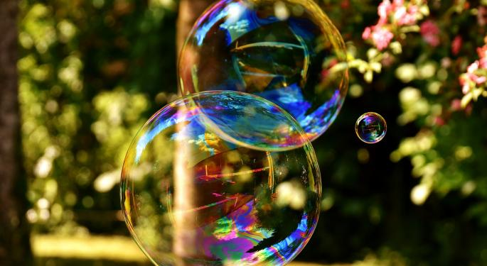 Peter Schiff: Bitcoin Is 'The Biggest Bubble I Have Ever Seen'