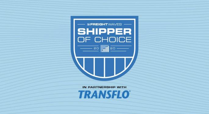 Food Companies Ranked Among Top 12 'Best-Of-The-Best' In Shipper Of Choice Awards