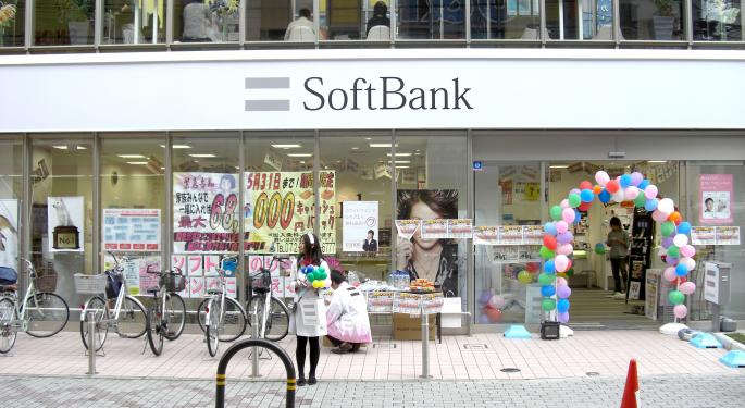 SoftBank Loses $15B Market Valuation This Week As Investors Concerned Over Exposure To US Tech Stocks