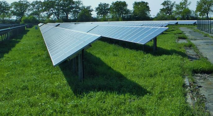 Why China Just Caused Wall Street's Biggest Solar Bear To Change His Mind