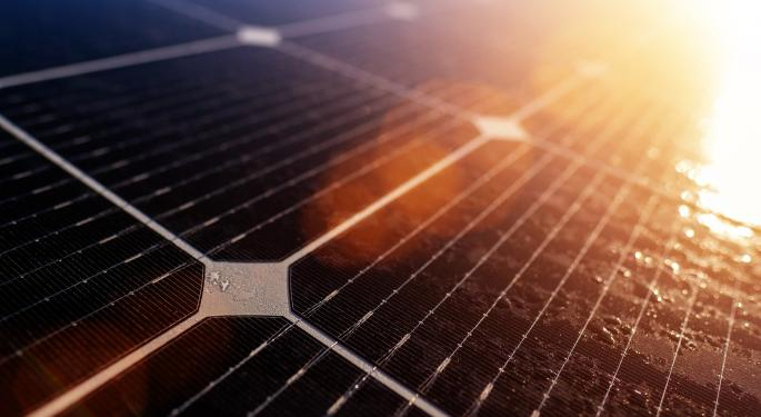 Barclays Flicks The Switch, Downgrades First Solar