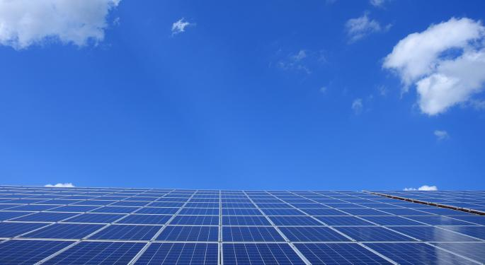 JMP Securities: Supply Glut To Hurt First Solar's Margins After Chinese Government's Solar Pullback