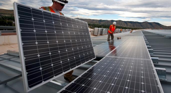 Why Solar Stocks Were Down Sharply Monday