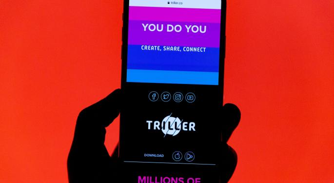 Tiktok US Rival Triller Plans SPAC Merger To Go Public: Report