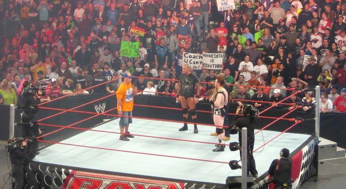 WWE's Paul 'Triple H' Levesque Talks Company's Feeder System Model