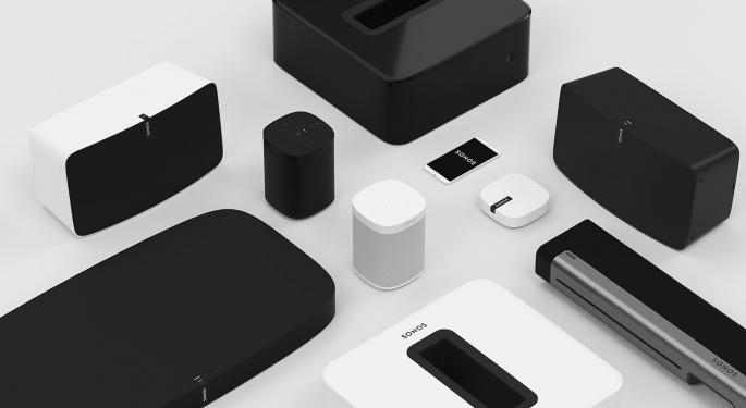 Amazon's New Echo Studio Starts At $199; Sonos Shares Respond Negatively