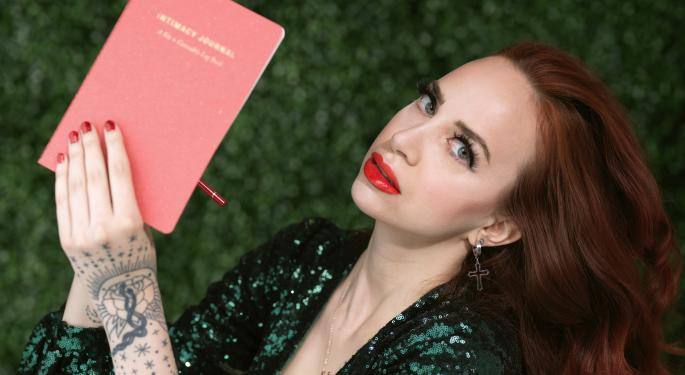 Goldleaf, Sophie Saint Thomas, And FORIA Collaborate On 'The Intimacy Journal'