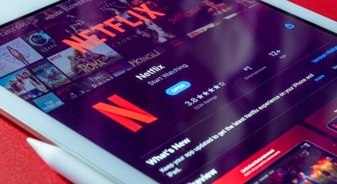 Why Cramer Sees Selling Netflix As A Bad Idea Despite Underwhelming Q1 Report